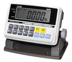 CAS CI-2001BS Digital Stainless Steel Indicator use for floor scale,RS232,NTEP