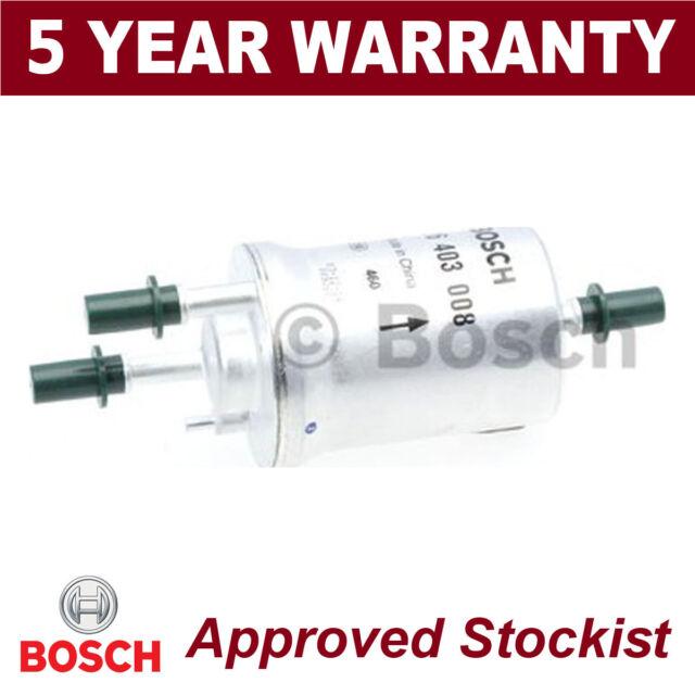 Bosch Filtro Combustible Gasolina Diesel F3008 F026403008