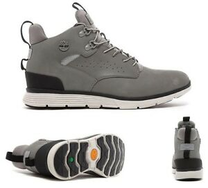 Details about TIMBERLAND Men's KILLINGTON Hiker Chukka Boots Grey Nubuck A1GBT 030 [ALL SIZES]