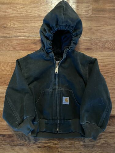 Carhartt Childrens 4T Hooded Jacket