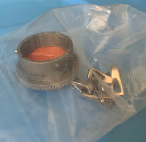 MS3180-16CA SUNBANK  PLUG COVER SHELL SIZE 16 ANODIZE
