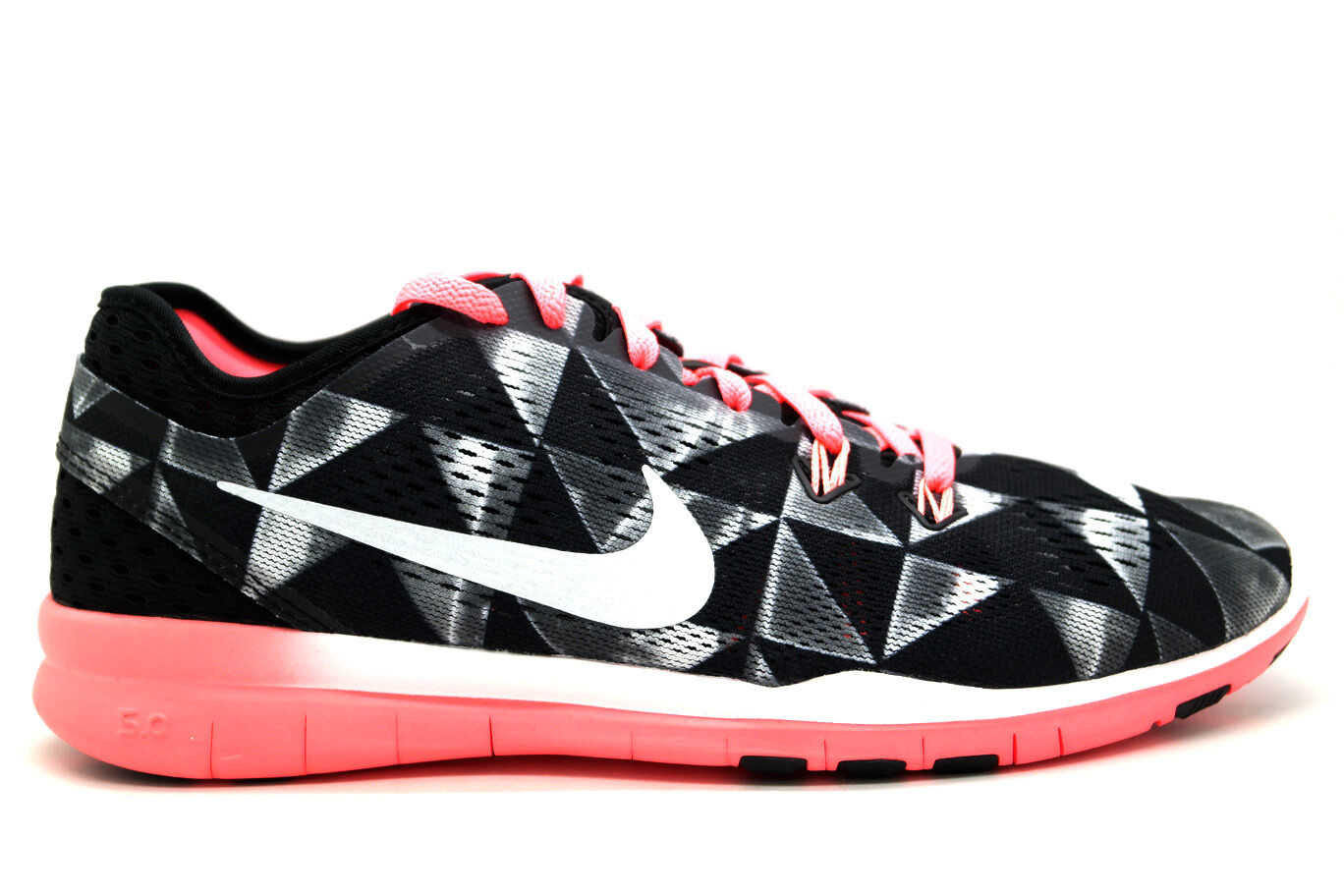 Damenschuhe Nike Free 5.0 TR FIT Print Running Trainers EUR UK5.5- 704695 006 EUR Trainers 38.5 bdc2c5