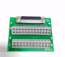 WAGO TERMINAL CIRCUIT BOARD CARD PCB-061 SUB MOD REV A