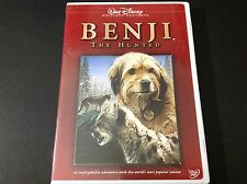 WALT DISNEY  BENJI THE HUNTED   (  DVD )