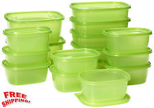 Container Food Box Storage Microwave Lunch Kitchen BPA Free 32 Pc Debbie Meyer