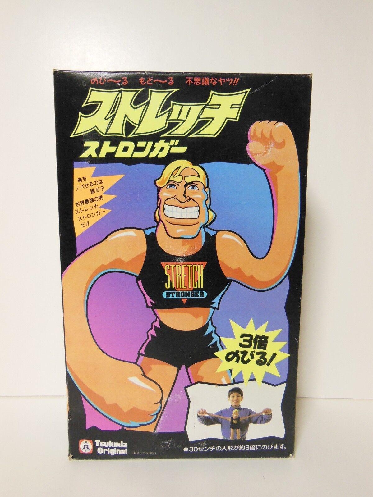 promociones Stretch Stretch Stretch Armstrong Tsukuda Original Stretch publicado más fuerte sólo en Japón 1992  descuento de bajo precio