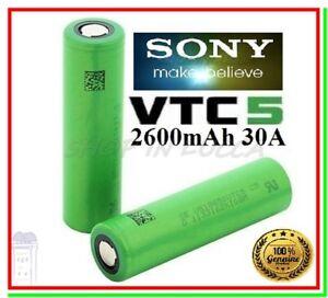 2-batterie-ricaricabili-Sony-Konion-US-18650-VTC5-IMR-Litio-3-7V-2600-mAh-30A