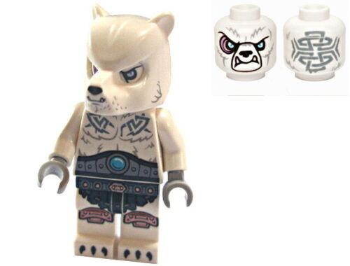 * N E W * LEGO U PICK Legends of Chima BROWN BEAR Minifigures