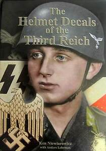 The-Helmet-Decals-of-the-Third-Reich-Ken-Niewiarowicz-WW2-German-Decal-Book-WWII