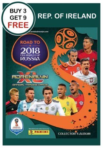 República de Irlanda-Road to World Cup 2018 ADRENALYN XL