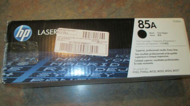 HP LaserJet CE285A Cartridge 85A  (black) New Sealed inside