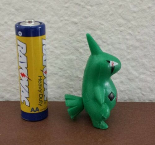 Generation 2 pokemon plastic figure Larvitar 1-2 inches tall ship in U.S