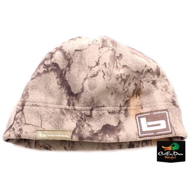 BANDED UFS Fleece Beanie Skull Cap Hat Stocking B Logo Natural Gear Camo a42134ff10d
