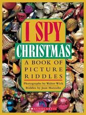 I Spy: I Spy Christmas by Jean Marzollo and Carol D. Carson (1992, Picture Book)