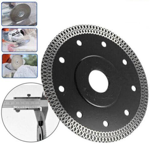 115mm Ultra-thin Diamond Cutting Disc Masonry Stone Hard Brick Tiles Concrete