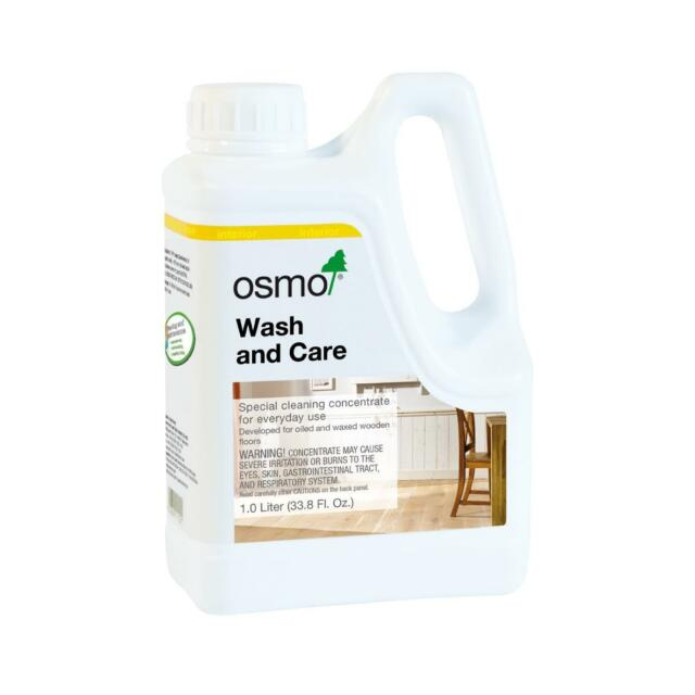 Osmo Wash /& Care Floor Cleaner 8016 1L by Osmo