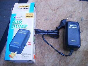 Schlussverkauf Resun Air Pump Ac9600 Luftpumpe Feine Verarbeitung Haustierbedarf