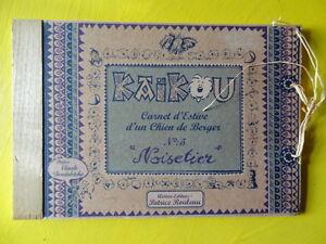 Patrice-Rouleau-Kaikou-chien-de-berger-Carnet-d-039-Estive-n-5-Noisetier-envoi