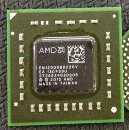 Used AMD E-Series E1-1200 EM1200GBB22GV CPU Microprocessor