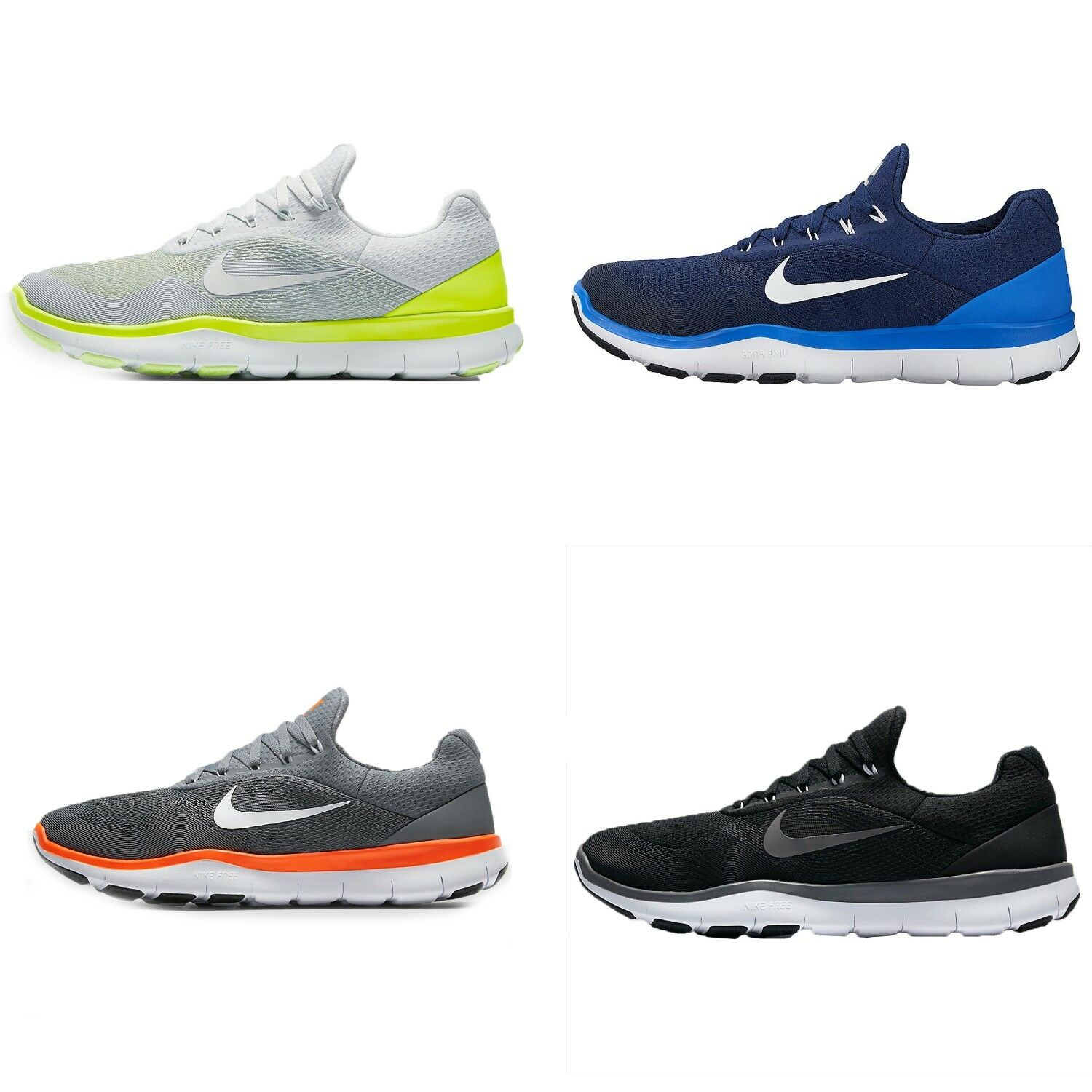 Nike Free Trainer V7 Running Shoe Sneaker Training Shoes Trainers Textile New shoes for men and women, limited time discount