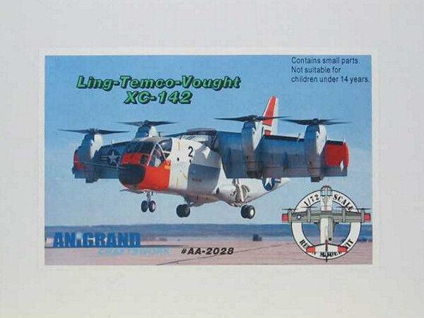 LING-TEMCO-VOUGHT XC-142  ANIGRAND 1 72 RESIN KIT