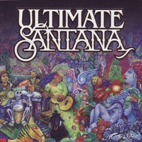 1 of 1 - Santana - Ultimate Santana [New CD] Germany - Import