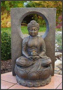 Buddha Brunnen asiatischer Zimmerbrunnen Buddhabrunnen China AsienLifeStyle