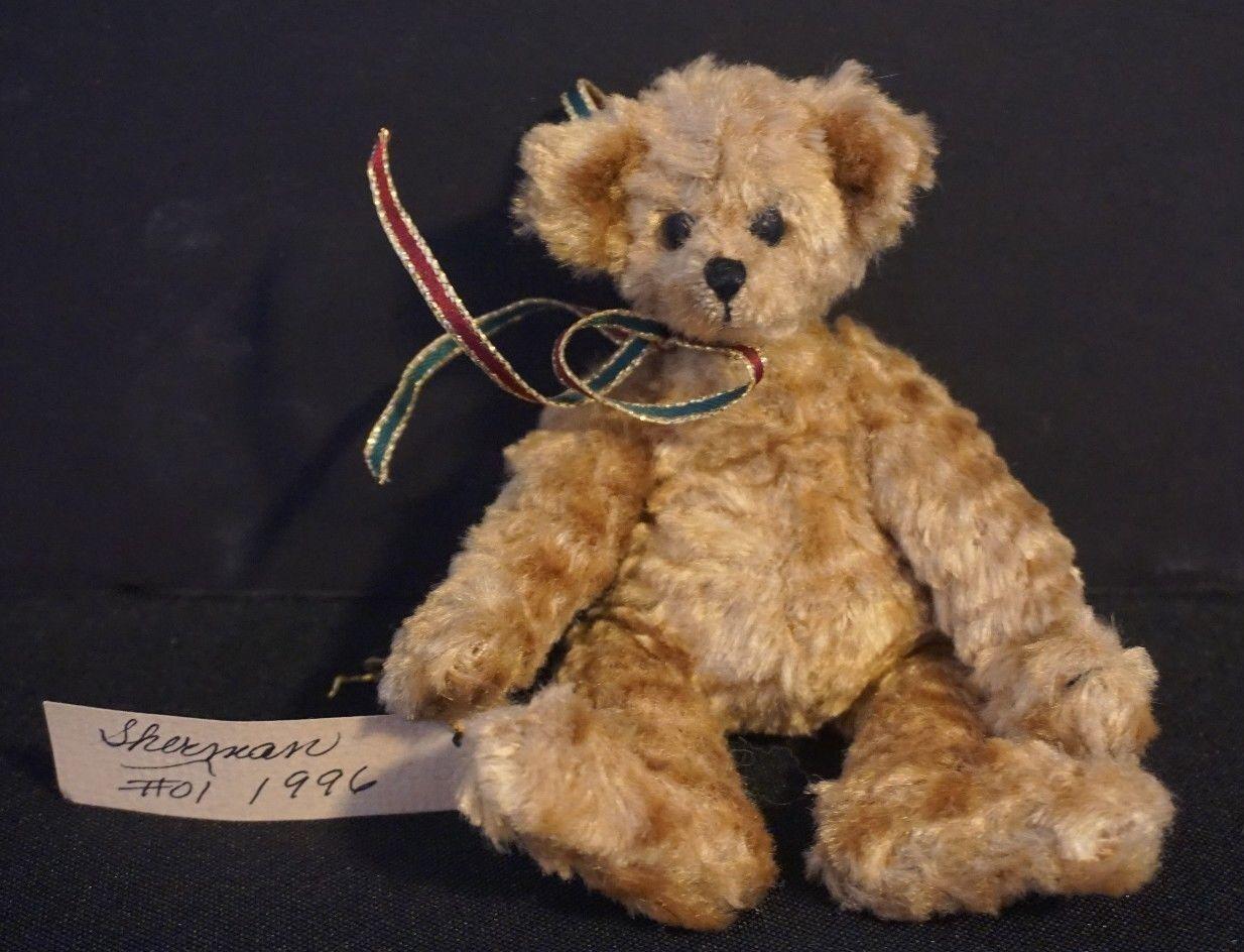 1996 bambini & Teddy Too Sheruomo Teddy orso  01 - Bonnie Foster - 5  Artist