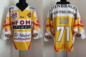 ESV-Kaufbeuren-Eishockey-Trikot-Ice-Hockey-Shirt-Jersey-71-Thorsten-Rau