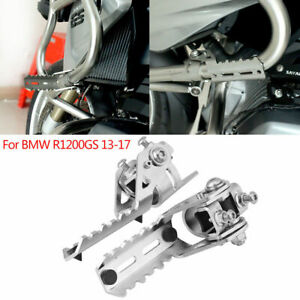 Motorcycle Highway Foot Pegs For BMW R1200GS LC Pipes Triumph Tiger Explorer