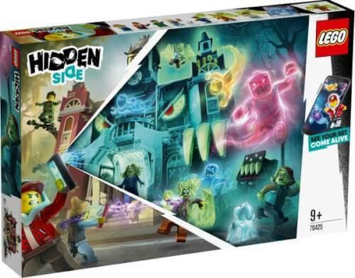 LEGO® Hidden Side Newbury´s spukende Schule 70425