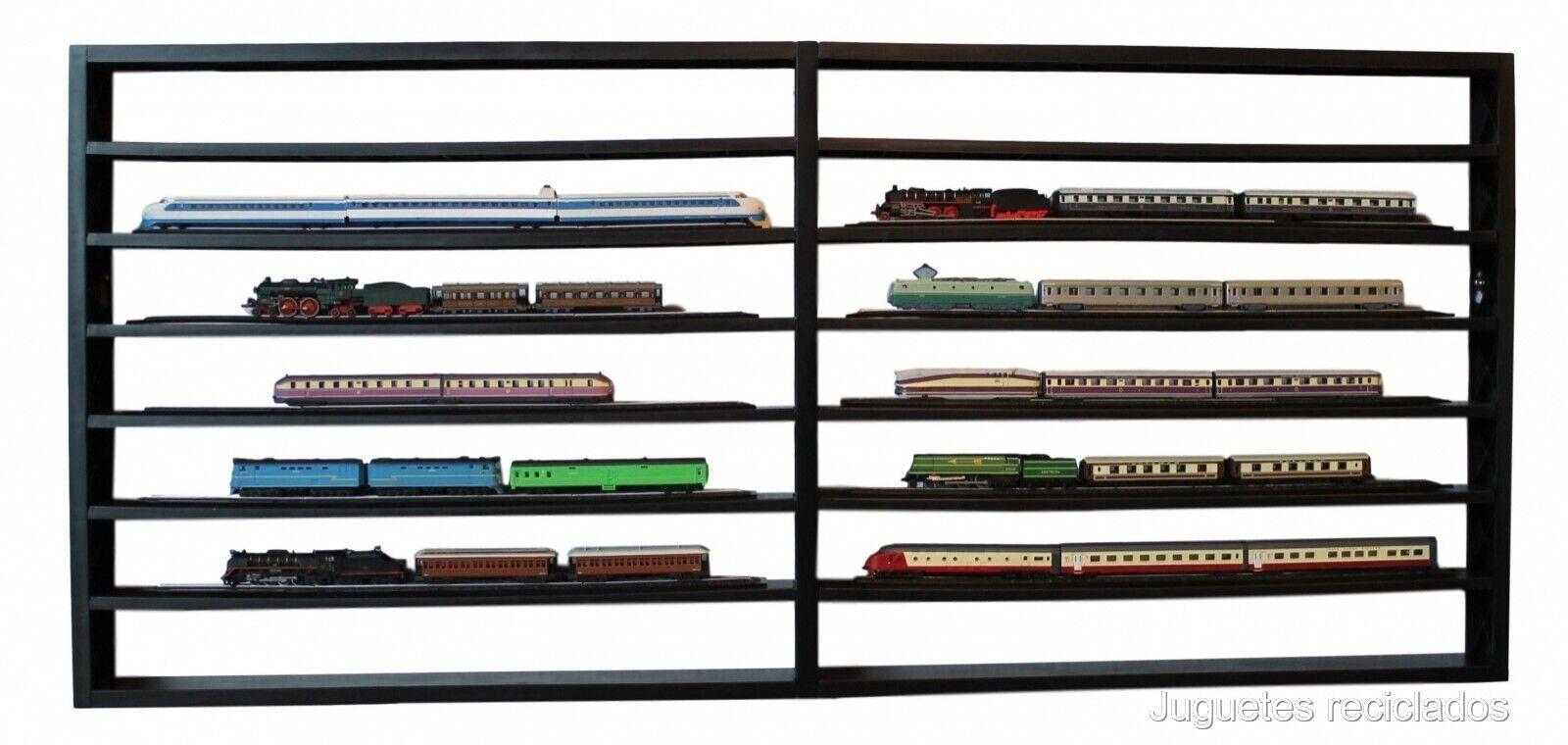 Lote 10 unidades 1 220 Ferrocarril Locomotora vagones escala Z Atlas