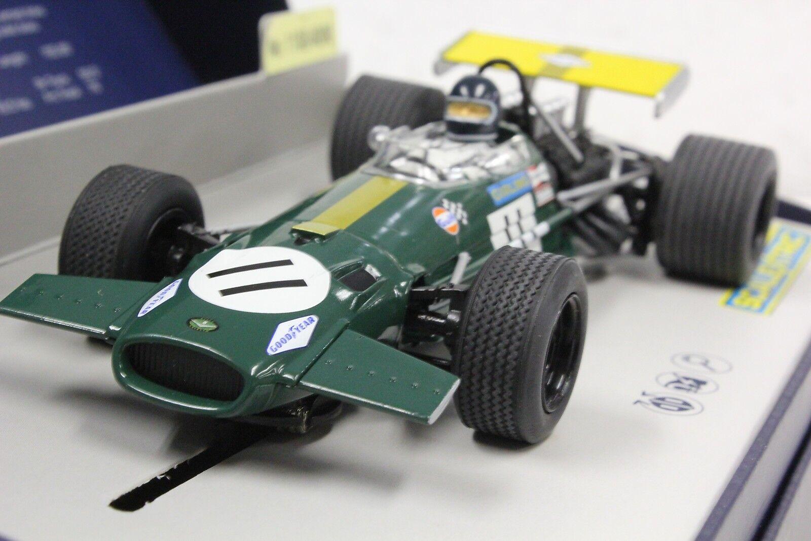 Scalextric C3588A Brabham BT-26 3 Jacky Ickx ,Limitado Edition 1 32 Coche