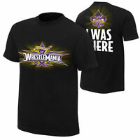 Wrestlemania T Shirt I Was There Orleans April 6 2014 Youth Size S