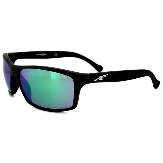 4d74a393a0fa Arnette Boiler An4207-03 Rectangular Sunglasses Black 61 Mm for sale ...