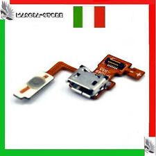 LG P970 Optimus FLAT FLEX tasto Power Accensione CONNETTORE RICARICA Micro USB