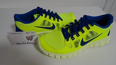 Nike Free 5.0 Boys Running Shoes 580558-801 GS