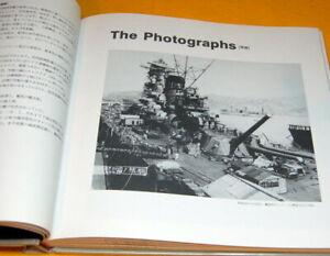 Blueprint-of-Japanese-battleship-Yamato-book-from-japan-rare-0183