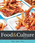 Food and Culture by Marcia Nelms, Kathryn P. Sucher and Pamela Goyan Kittler (2016, Paperback)