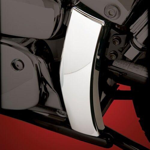 Suzuki M50/C50/C50T Boulevard VL800 Volusia Chrome Swing Arm COVERS (left+right)