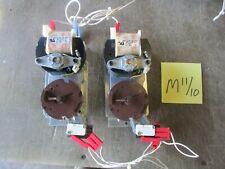 Lot Of 2 Used Single Drop Motor Assy For Vendo V480p Soda Machine Merkle Korff