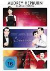 Audrey Hepburn - Classic-Edition, 3 DVD (2011)