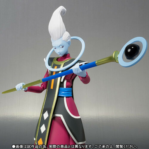 Figuarts Whis Dragon Ball Z IN STOCK USA Bandai S.H