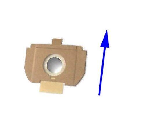 Staubsaugerbeutel Filtertüten geeignet für Siemens Rapid VR 90000-99999  #629