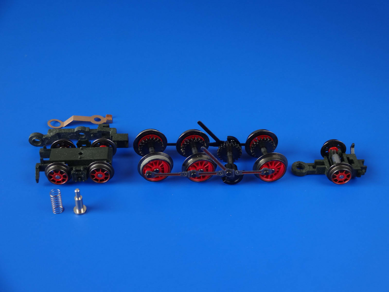 Trix International - 22719 Old-Rods-E-LOK Axle + bogies