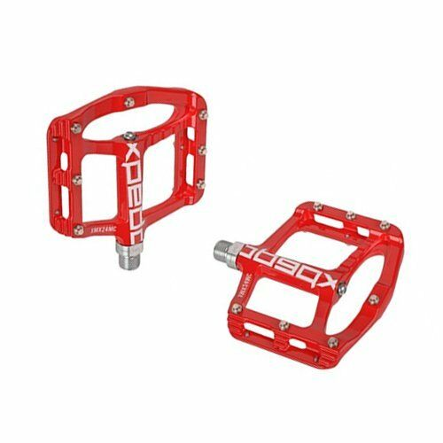 XPEDO  SPRY MX24MC Magnesium Pedal , Red  in stock