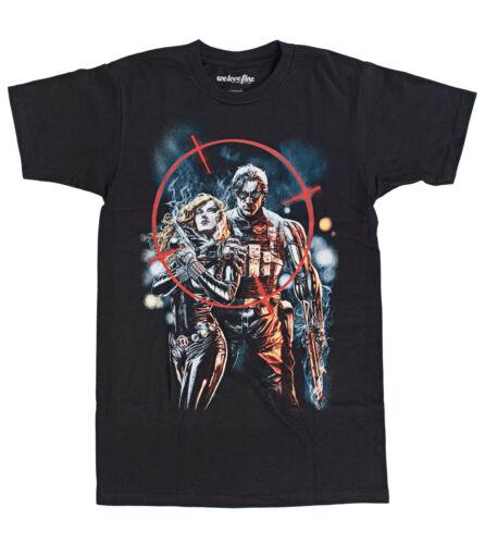 Marvel Winter Soldier On Target Crew T-Shirt