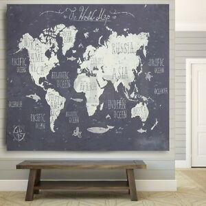 World map indian mandala wall hanging tapestry art yoga home living image is loading world map indian mandala wall hanging tapestry art gumiabroncs Gallery