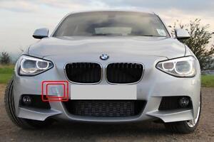 BMW-NUOVO-ORIGINALE-f20-f21-M-Sport-Paraurti-Anteriore-Occhio-Di-Traino-Gancio-Coperchio-Trim