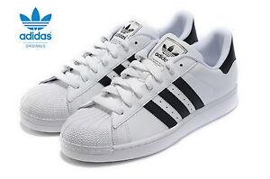 Das Bild wird geladen adidas-Superstar-2-Originals-Sneaker-Herren-Turnschuhe -G17068- e6f8ccc3d5
